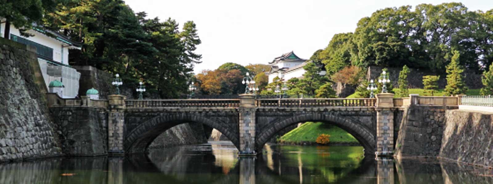 東京のパワースポット 皇居