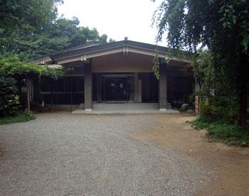 代々木八幡の社務所
